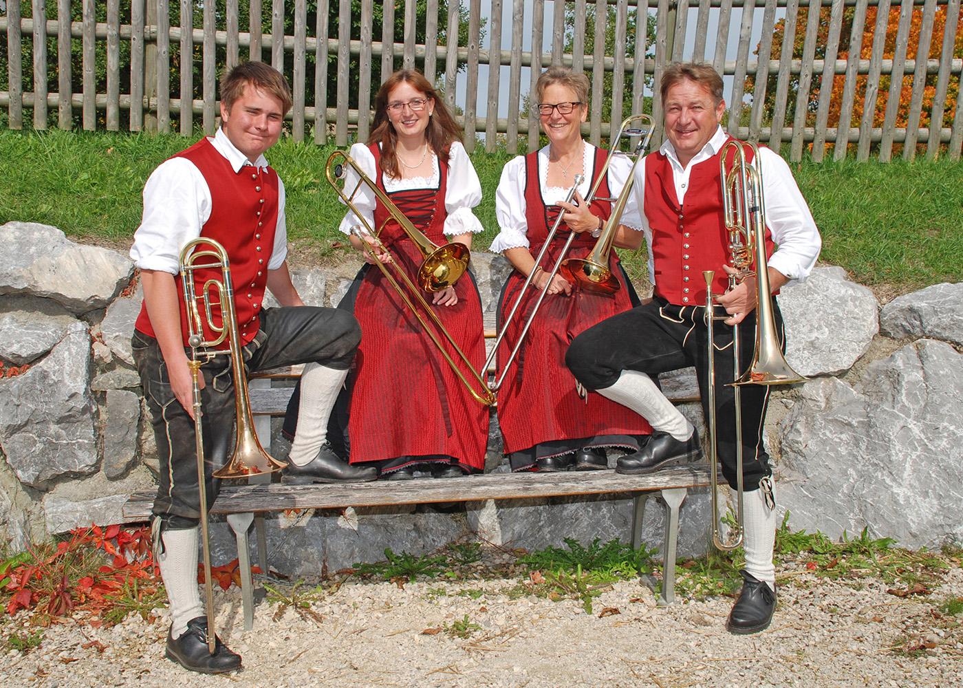 Musiker Posaune 1