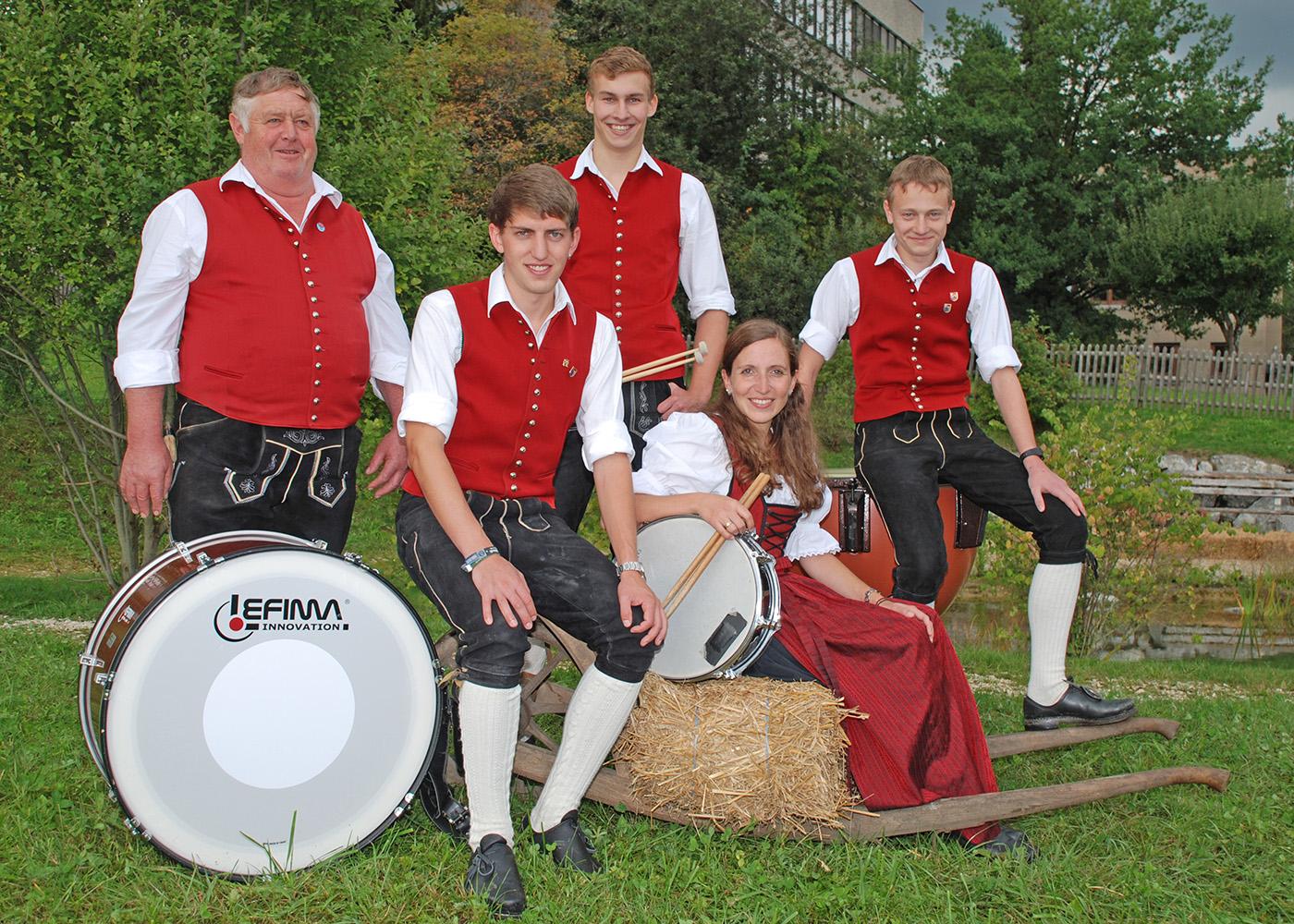 Musiker Schlagwerk 2